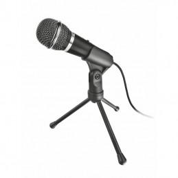 Micrófono trust trípode...