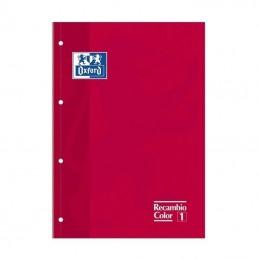 Recambio de cuaderno...