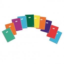 Cuaderno con espiral rayado...