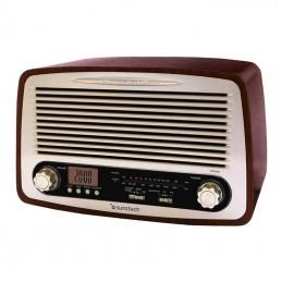 Radio vintage sunstech...