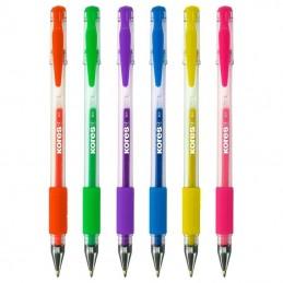 Bolígrafos de tinta de gel...