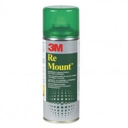 Pegamento en spray 3m re...