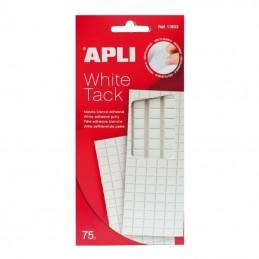 Masilla adhesiva apli white...