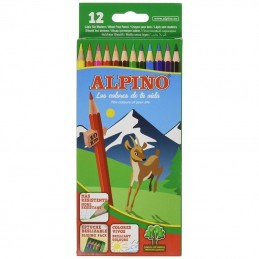Lápices de colores alpino...