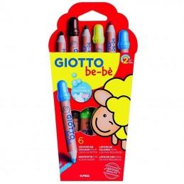 Pack 6 lápices de colores...
