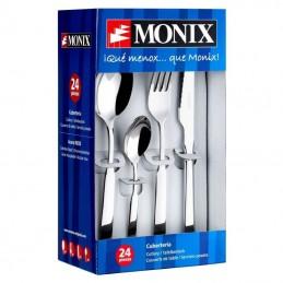 Pack 24 cubiertos monix...