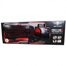 Pack gaming spirit of gamer...