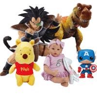 Muñecos y Figuras